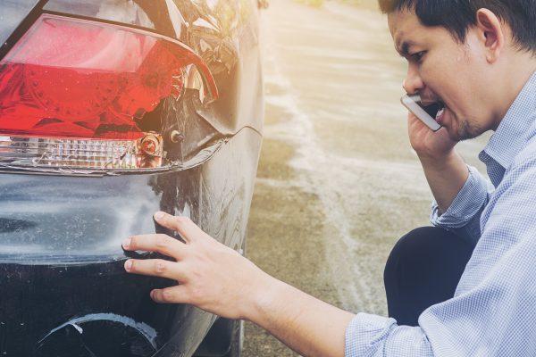 ควรทำอย่างไรเมื่อประสบอุบัติเหตุทางรถยนต์