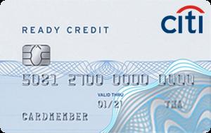 citi ready credit