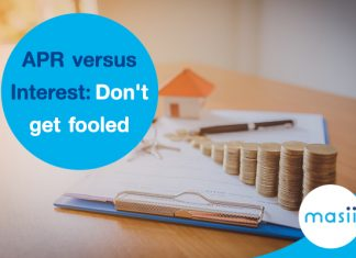 APR versus interest: Don't get fooled