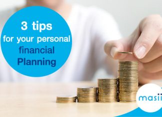 3 tips for your personal financial planning