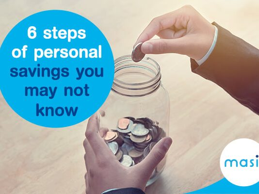 6 steps of personal savings you may not know