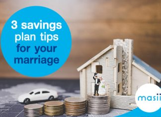 3 savings plan tips for your marriage