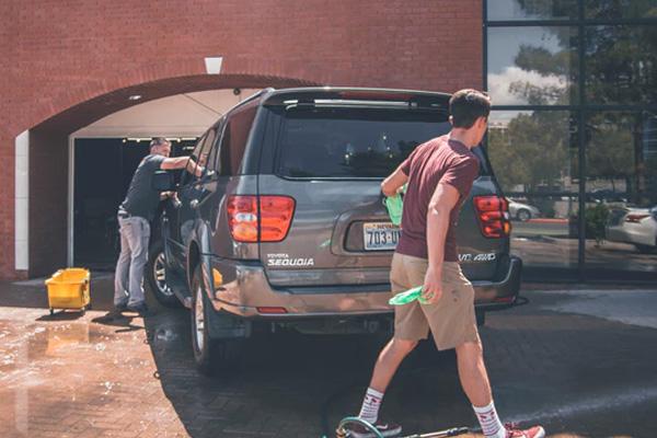 ผ้าเช็ดทำความสะอาดรถยนต์