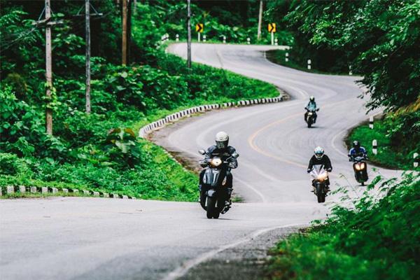ขับรถมอเตอร์ไซค์เที่ยวในเอเชียกันเถอะ!