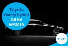Toyota Camry Hybrid 2.5 HV MY2019