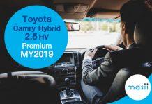 Toyota Camry Hybrid 2.5 HV Premium MY2019