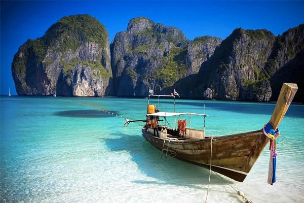 หมู่เกาะพีพี จังหวัด กระบี่