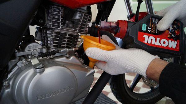 4 เทคนิคระบายความร้อนให้รถมอเตอร์ไซค์