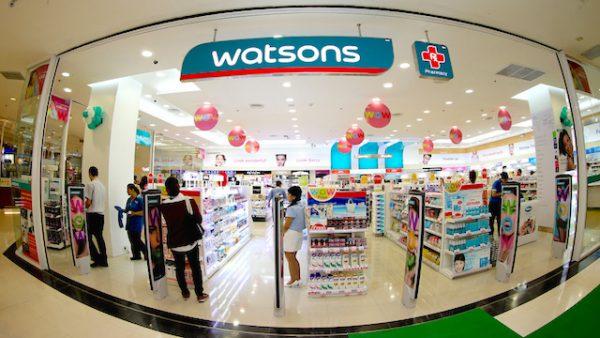 พกบัตรเครดิตซิตี้ ช้อปร้าน Watsons จุใจได้เครดิตเงินคืน