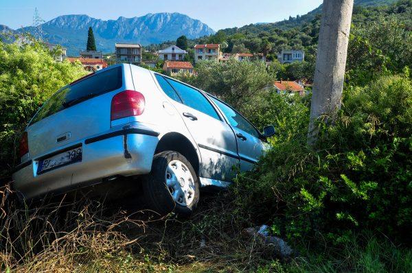 ประกันรถยนต์ 2+ 3+ คุ้มครองรถตกถนน พลิกคว่ำไม่มีคู่กรณี