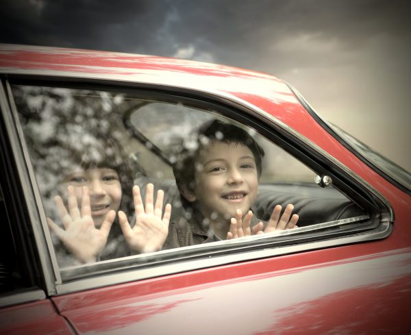 5 ข้อป้องกัน การลืมเด็กไว้ในรถ