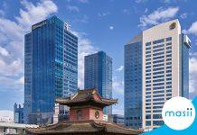 Shangri La Hotel Public Company Limited share close up: October 21, 2019 trading