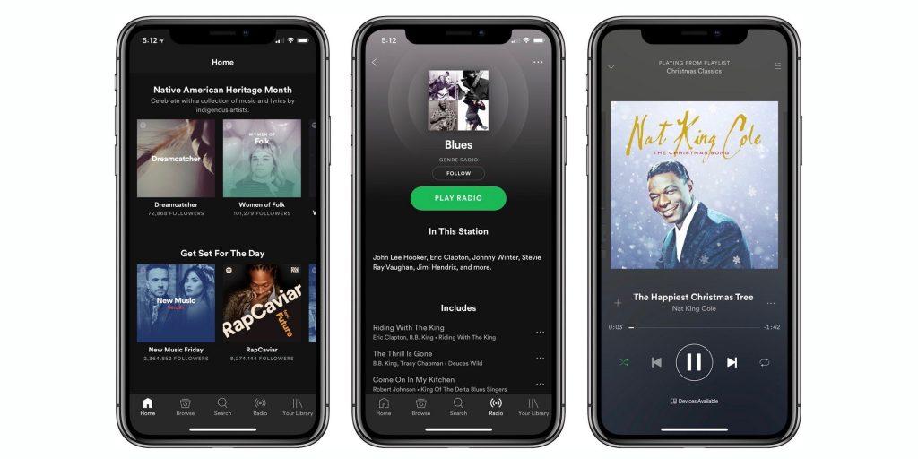รวมแอปฟังเพลง ที่ได้รับความนิยมในช่วงนี้