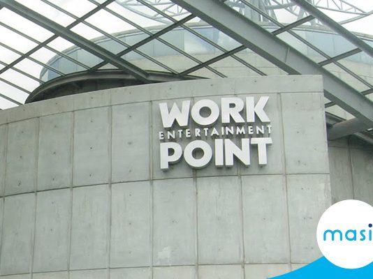 Workpoint Entertainment Public Company Limited share close up: January 10, 2020 trading