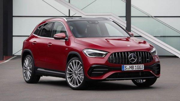 ส่องรถใหม่ All-new Mercedes-Benz GLA 2020