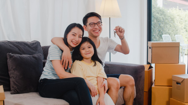 ฤกษ์ขึ้นบ้านใหม่ มิถุนายน 2563 อยู่แล้วดี ครอบครัวมีความสุข