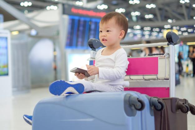 จองตั๋วเครื่องบินสำหรับเด็ก ต้องทำอย่างไร