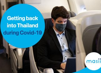 Getting back into Thailand during Covid-19