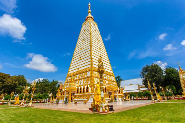 ที่เที่ยวอุบลราชธานี ราคาประหยัดกับ ตั๋วเครื่องบิน Thai VietjetAir