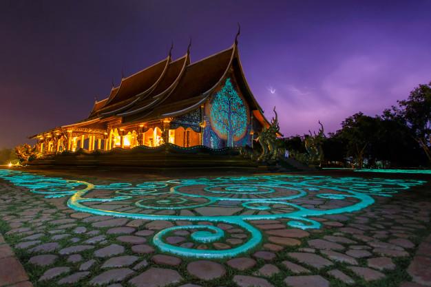 ที่เที่ยวอุบลราชธานีราคาประหยัดกับ ตั๋วเครื่องบิน Thai VietjetAir_2