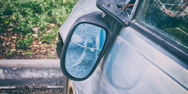 มอเตอร์ไซค์เฉี่ยวกระจก ประกันชั้นไหนคุ้มครองบ้าง